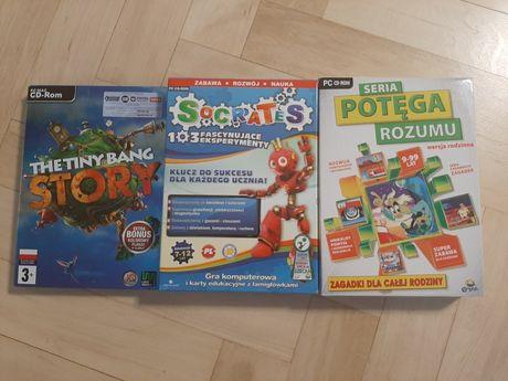Gry komputerowe z zagadkami dla dzieci