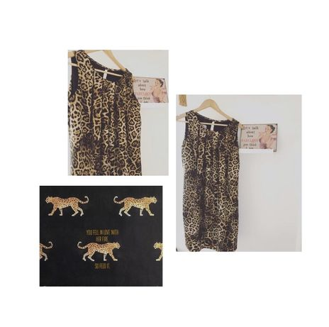 Vestido Tigresa - oferta de portes