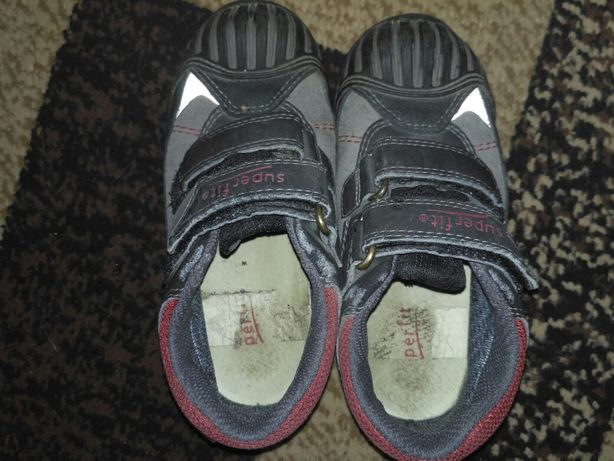Ботинки на мальчика Superfit
