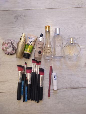 Zestaw kosmetyków + pędzle REZERWACJA