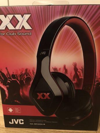 Słuchawki JVC HA-SR100X