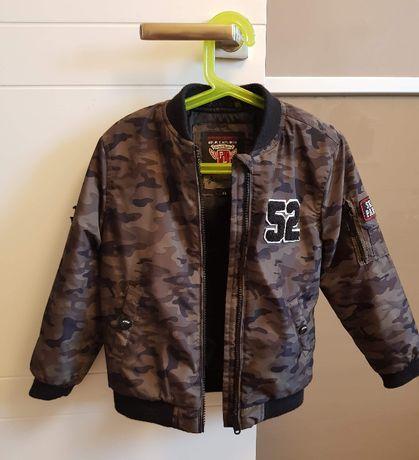 Bomberka, kurtka dla chłopca, C&A, r 122