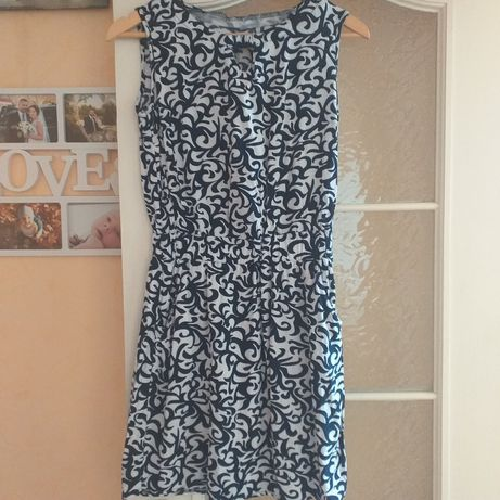 Платье штапель летнее
