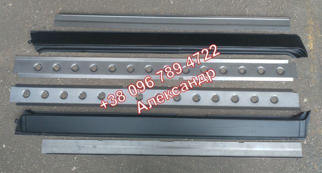 Пороги (короба) ВАЗ-2101,2103,2105,2106,2107 (Капот,крыло, днище,дверь