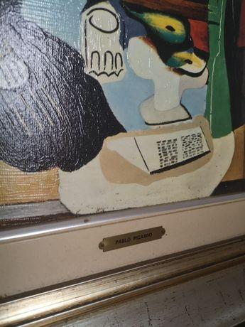 Obraz, kopia Picassa