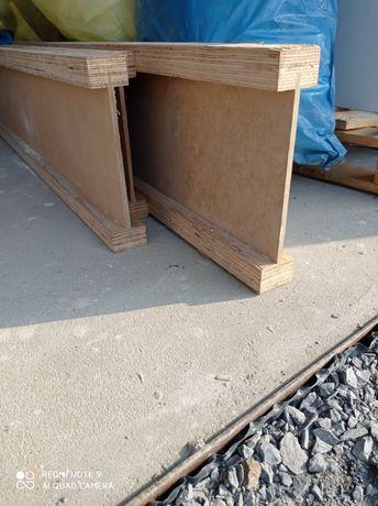 Belki dwuteowe steico drewniane 300/60