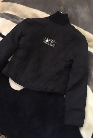 Тёплая осенняя курточка