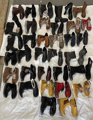 Rieker взуття зима оптом сток