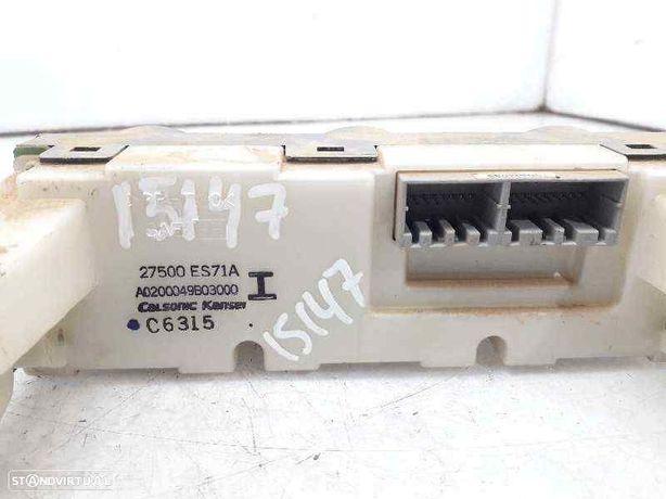 27500ES71A Comando chauffage NISSAN X-TRAIL (T30) 2.2 dCi YD22DDTi