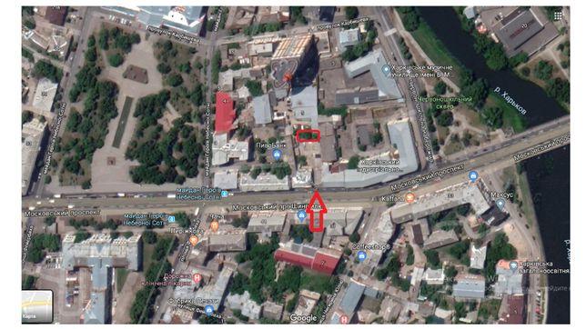 СРОЧНО в центре просп.Московский 26 под реконструкцию или ваш проект.
