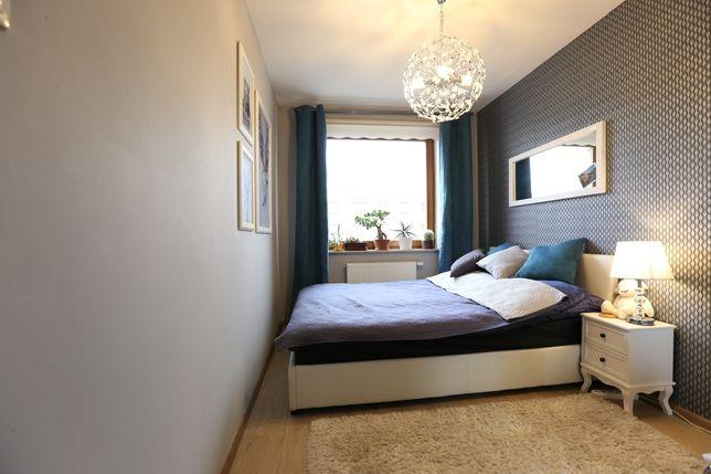 Wynajmę mieszkanie Garwolin 45m (Srebrne tarasy Korczaka 46) +garaż