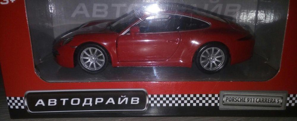 """Модель машинки """"Porsche 911"""" 1:32 Донецк - изображение 1"""