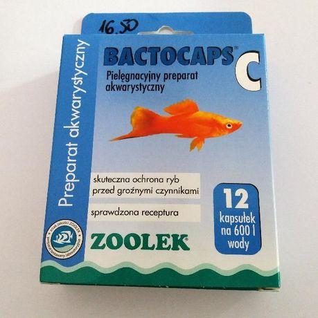 ZOOLEK Bactocaps C - ochrona przed bakteriami 12 kaps. Adamiak-ZOO