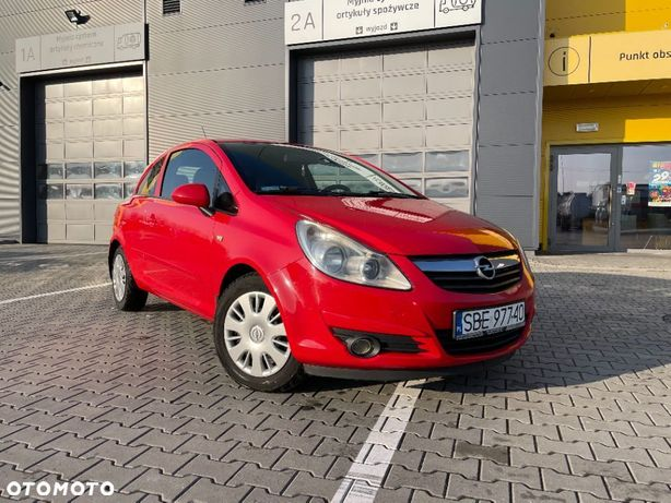 Opel Corsa Opel Corsa Diesel zadbany od kobiety