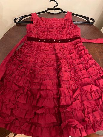 Нарядное платье Biscotti 4г