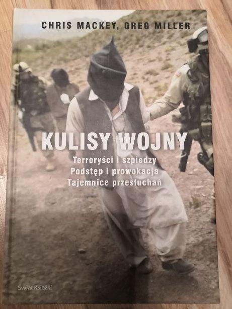Kulisy wojny Chris Mackey,Greg Miller