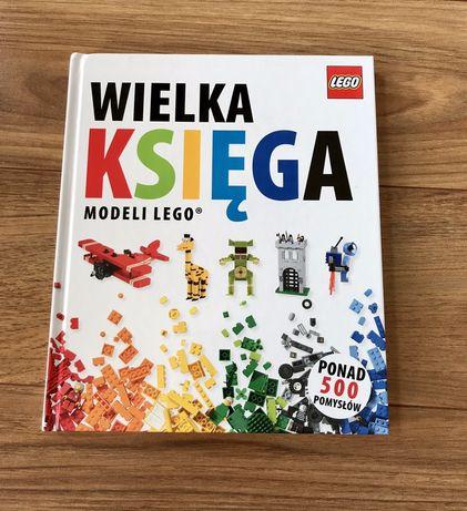 Wielka Księga Modeli LEGO książka dla dzieci