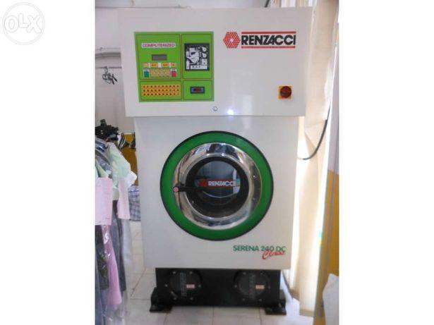 Máquinas de limpeza a Seco- Lavandaria