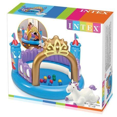 Piscina Castelo Intex