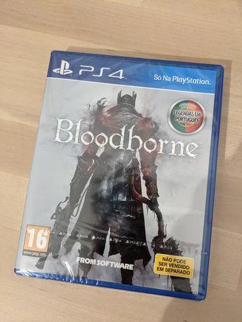 Jogo PS4 Bloodborne selado