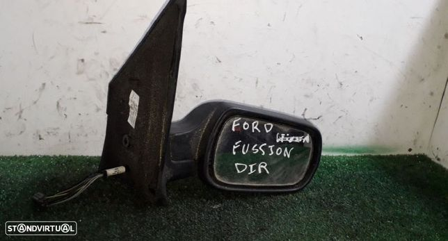 Retrovisor Direito Drt Electrico Ford Fusion (Ju_)