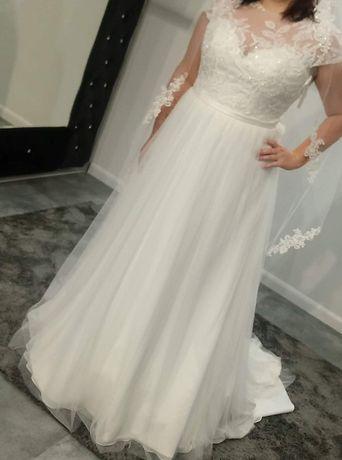 Suknia Ślubna Sweetheart 40-44