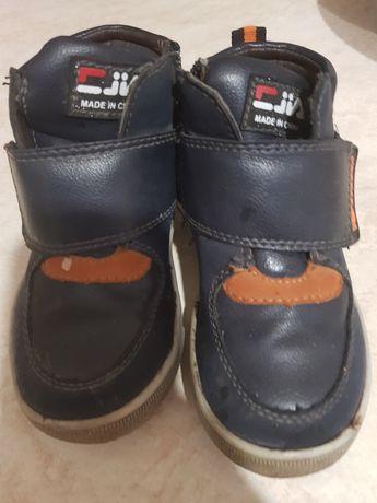 Продам ботинки полуботики