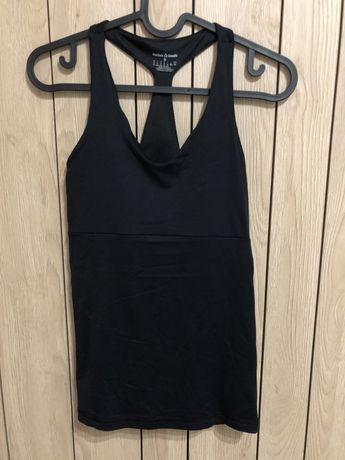 Czarna bluzka sportowa Reebok