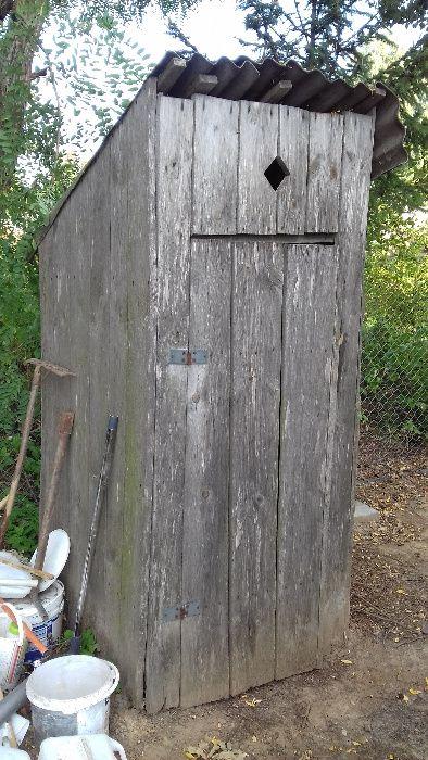 Wc, drewniane, budowlane, wychodek, ubikacja,kibel Sokołów Podlaski - image 1