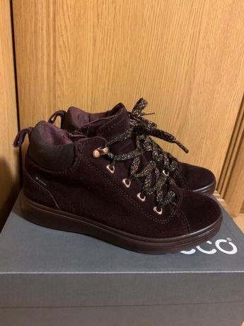 Демисезонные ботиночки для девочки Ecco (р 32)