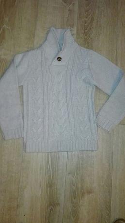 Sweter dla chłopca Rozmiar 140