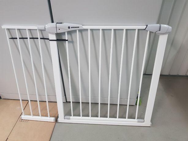 Bramka Barierka ochronna drzwi , schody