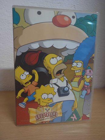 Simpsons, dvd filme