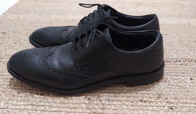Oxfordy pantofle Next r. 5 38