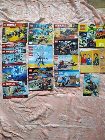 Конструктор Лего інструкції