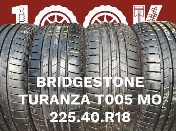 Шины БУ Bridgestone 225 40 R 18 Turanza T005 лето резина 100kshina.od