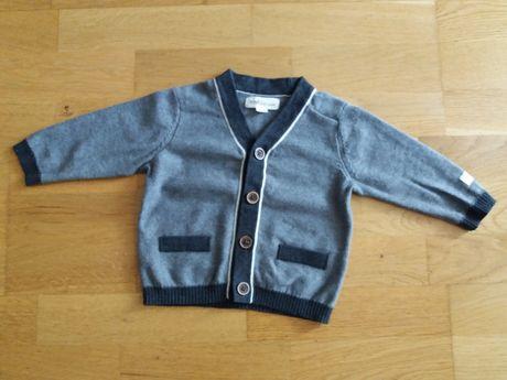 Sweter sweterek Newbie rozmiar 62 stan idealny