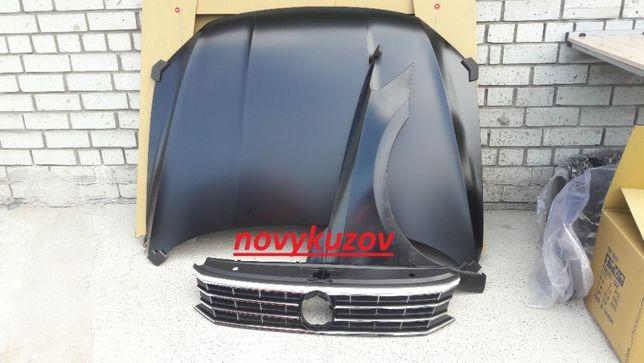 Капот крыло панель бампер решетка VW Passat B 8 USA/EUR СС