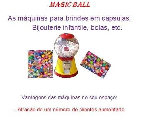 Magic bolls GAMAVOX