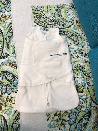Продам спальный мешок HALO для новорожденного.