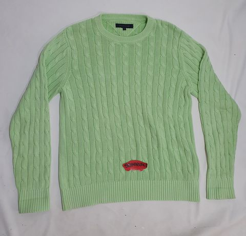 Sweter warkocz Tommy hilfiger