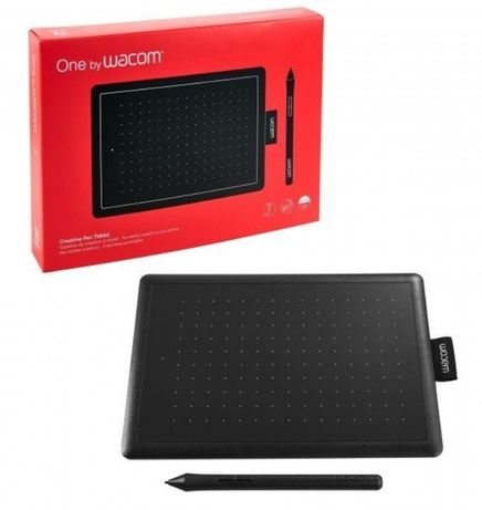 Новый Графический планшет Wacom One Small (CTL-472-N)