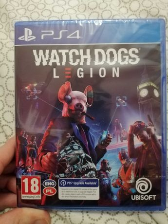 Gra watch dogs legion ps4