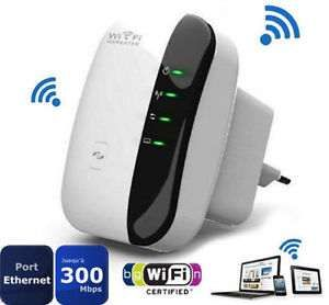 Repetidor, Router, AP WIFI Wireless 300Mbps amplificador de sinal