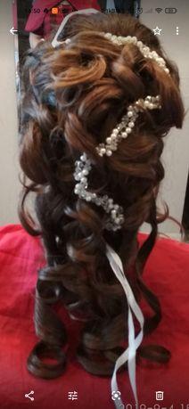 Ozdoba ślubna, opaska do włosów