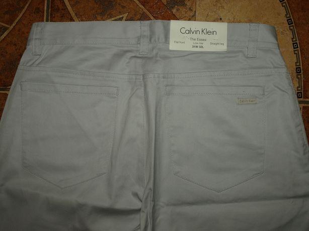 Мужские лёгкие брюки Calvin Klein, р. 31-32