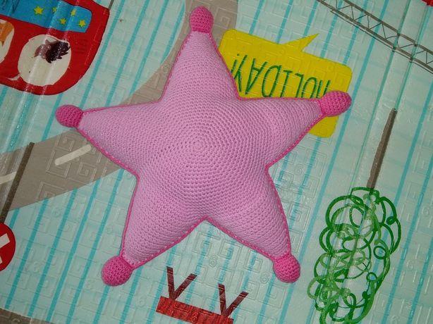 Подушка. Подушка звезда. Подушка комфортер