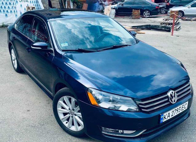 Volkswagen passat b7 2.5