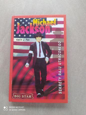 Książka na temat Michael'a Jacson'a