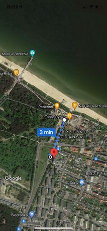 Wynajmę mieszkanie nad morzem Gdańsk-Brzeźno